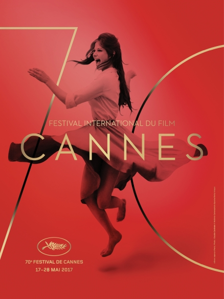 Afiche Cannes 2017